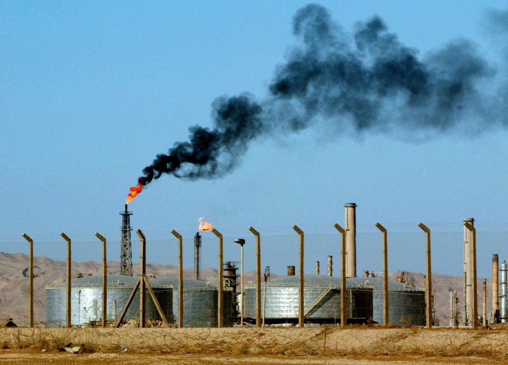 The Beiji oil refinery, Iraq's largest, accounts for a quarter of the country's entire refining capacity and any lengthy outage risks long lines at the gas pump and electricity shortages, adding to the chaos already facing Iraq.