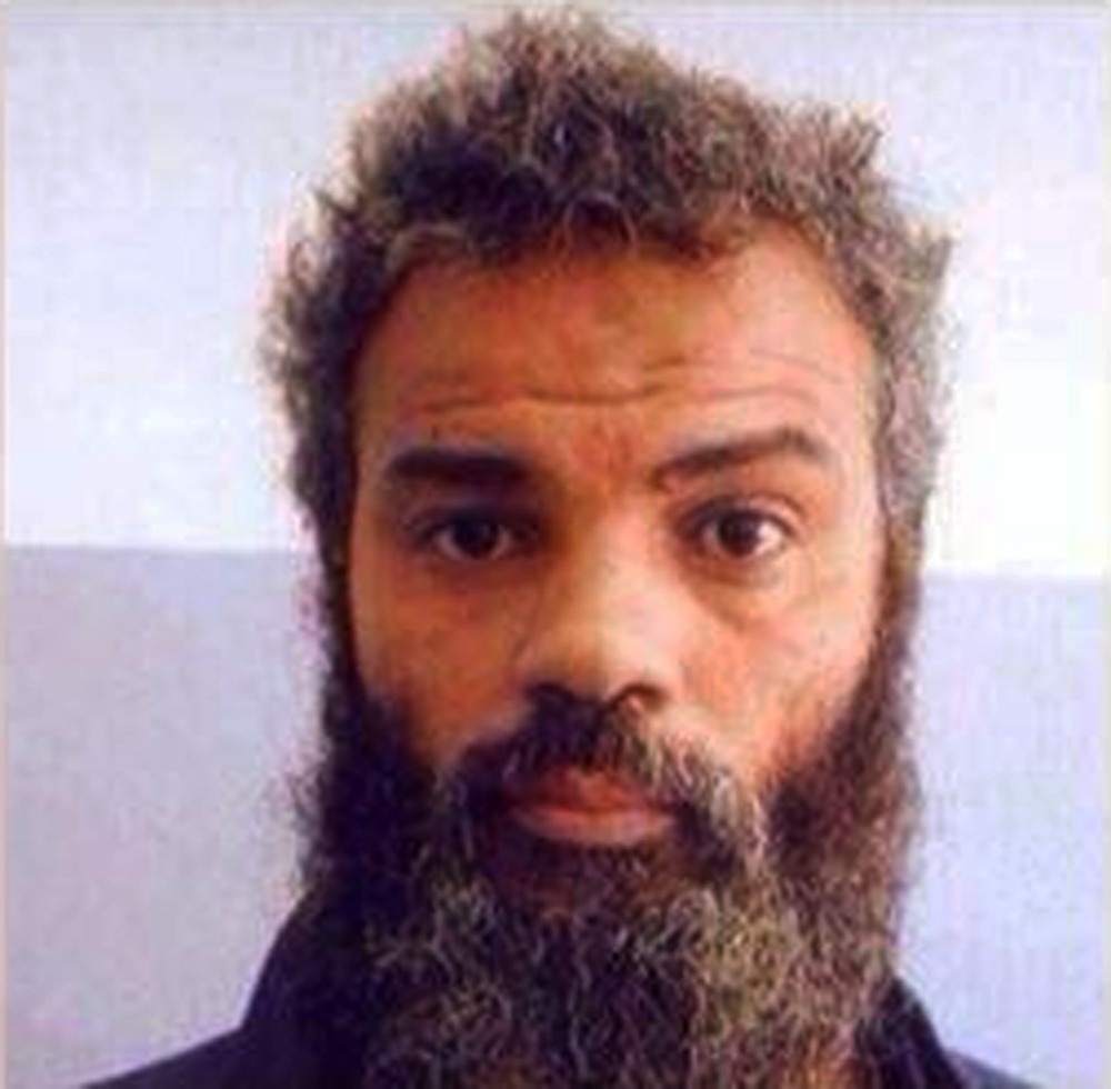 This undated image obtained from Facebook shows Ahmed Abu Khattala, an alleged leader of the deadly 2012 attacks on Americans in Benghazi, Libya, who was captured by U.S. special forces on Sunday on the outskirts of Benghazi.