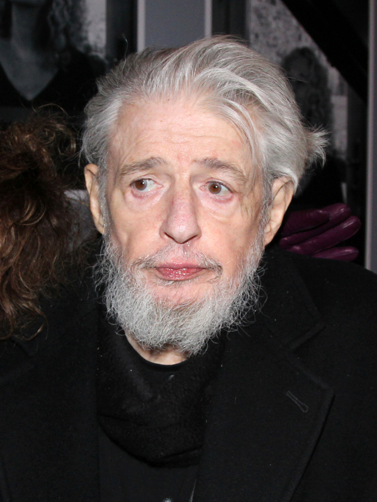 """This undated image released by The O and M Company shows lyricist Gerry Goffin at the opening night of """"Beautiful: The Carole King Musical,"""" in New York."""