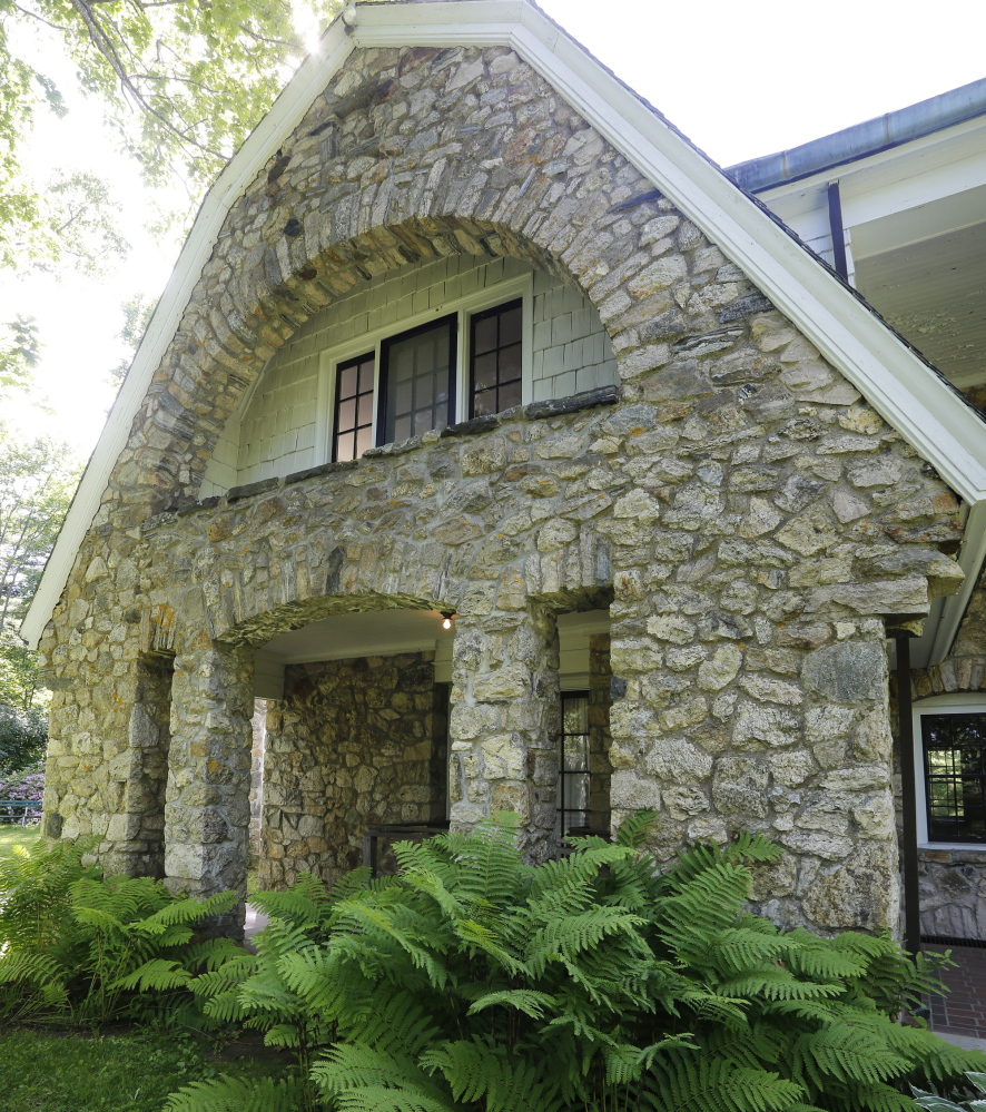 The Stone House property in Freeport is assessed at $1.1 million, with the Stone House and other buildings worth $499,000.