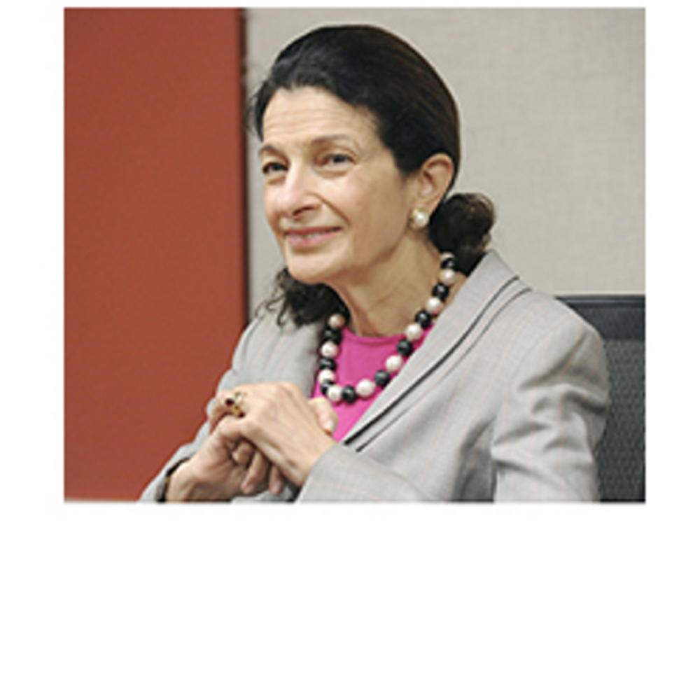 Press Herald photo by John Patriquin   Former Sen. Olympia Snowe is co-chairwoman of the Bipartisan Policy Campaign's Commission on Political Reform, which today wll release a report detailing proposals for much-needed reforms for our polarized political system.