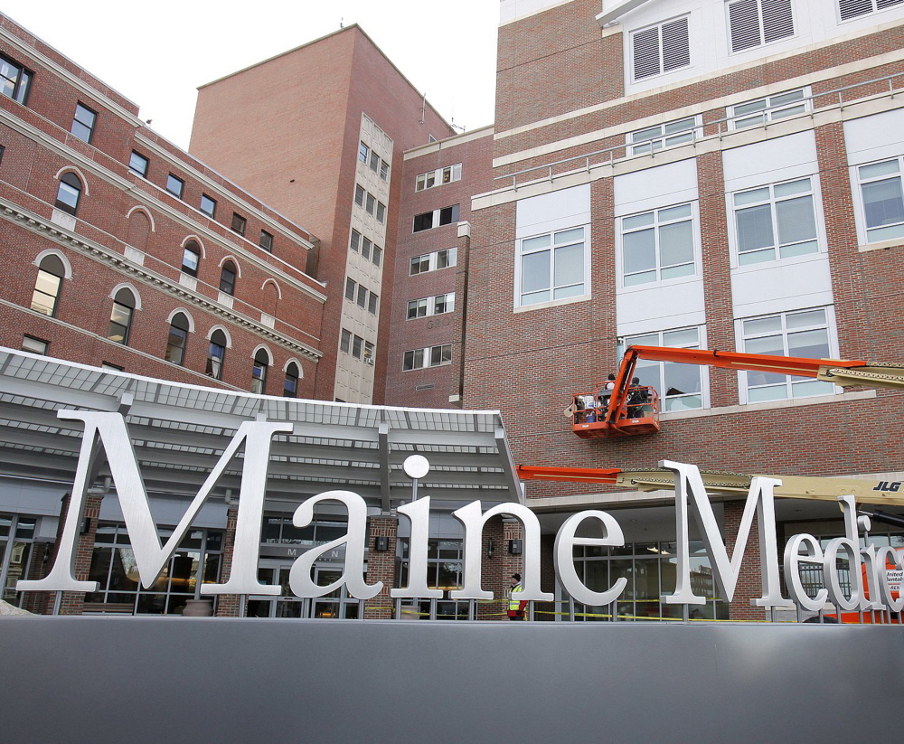 Maine Medical Center in Portland is likely to be penalized because its Medicare patients over the last three years faced high rates of problems.