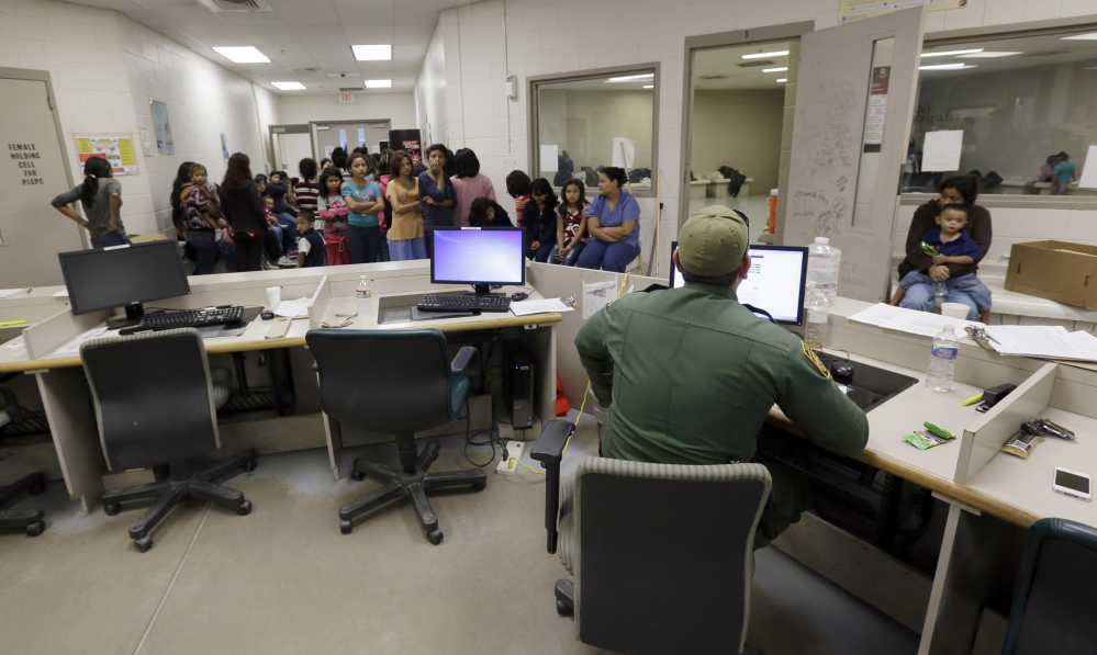 The Obama administration estimates it will catch 90,000 children trying to illegally cross the Mexican border without their parents by the end of the current budget year in September. Fewer than 2,000 children were returned to their native countries last year.