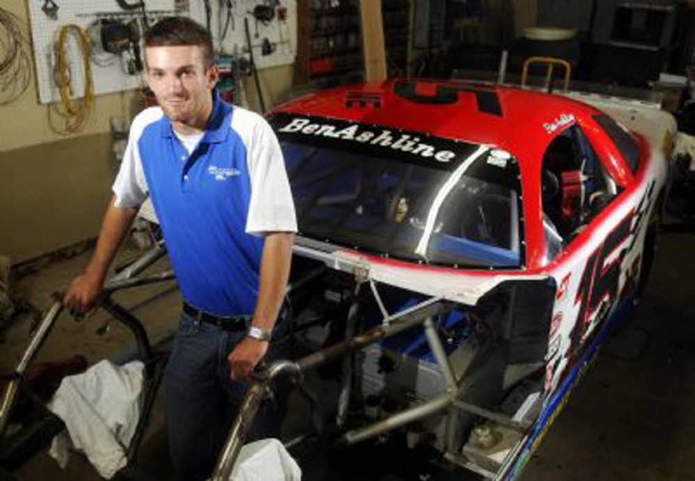 Pittston native Ben Ashline plans to return to the race track this season after having surgery on his shoulder. Ashline hopes to run a few races at Oxford Plains Speedway.