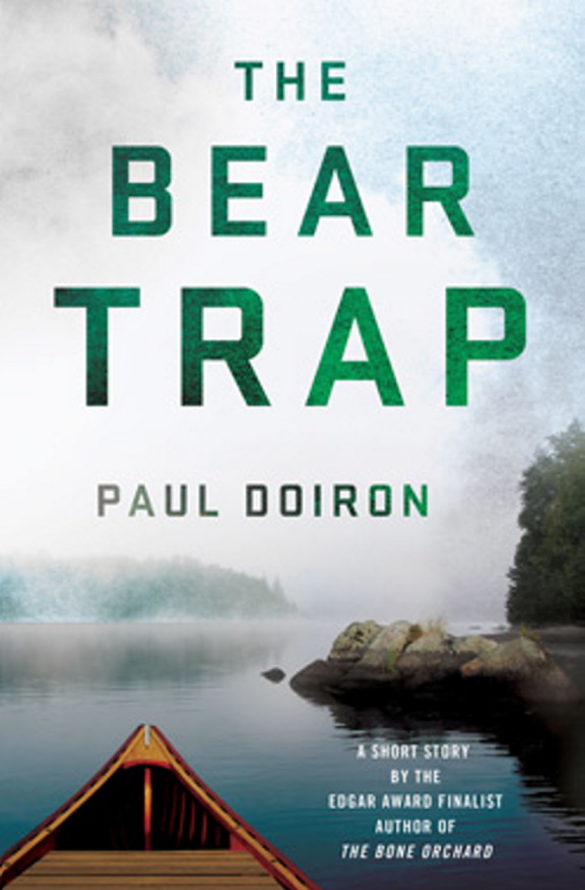 Paul Doiron's free online short story, The Bear Trap, was inspired by the tale of Christopher Knight, known as the North Pond Hermit.