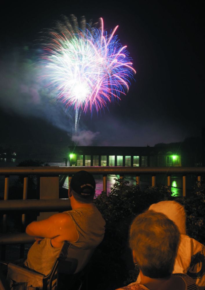 A ban on consumer use and purchase of fireworks was lifted by the state Jan. 1, 2012. Since then, some towns have drawn up their own ordinances.
