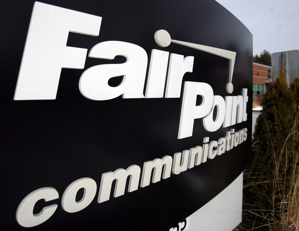 Union leaders have been in contract negotiations with FairPoint since April 25. The current labor contract expires Aug. 2. Associated Press file photo
