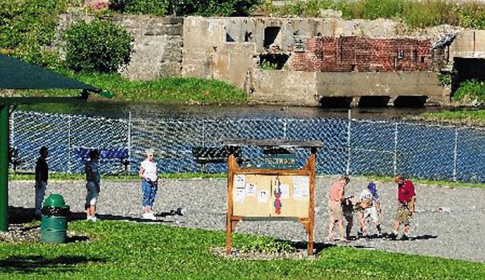 A Petanque doubles tournament is set for 9 a.m. to 5:30 p.m. Sunday in Mill Park in Augusta.