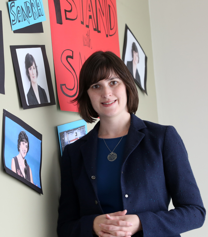 Sandra Fluke, the former Georgetown University law student who gained national attention after being denied the chance to testify before Congress about health plan contraception coverage, and then subjected to degrading comments by radio host Rush Limbaugh, is trying to transform herself from advocate to lawmaker.