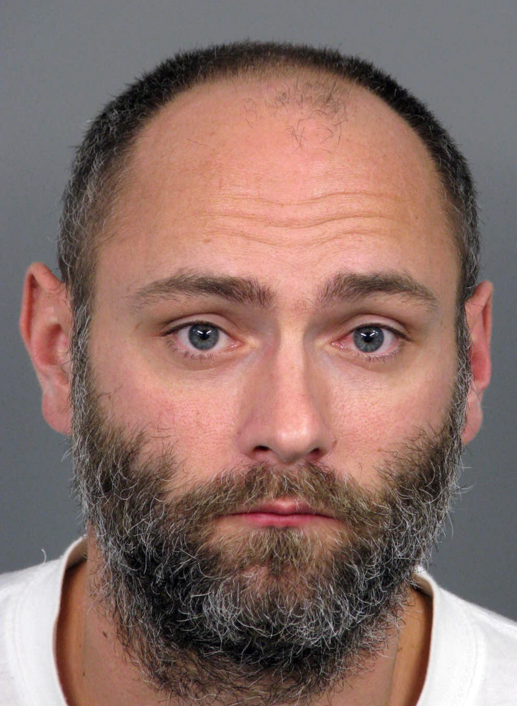 This undated image shows Jason Michael Hann, who was convicted last year of murdering his 2-month-old daughter, whose body was stuffed into a trash bag and driven around the country for nine months before it was left in an Arkansas storage unit, authorities said.
