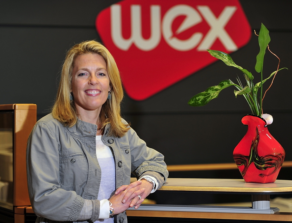 """Melissa Smith, CEO of WEX, called the Shell contract """"an exciting step in our long-term growth strategy."""""""