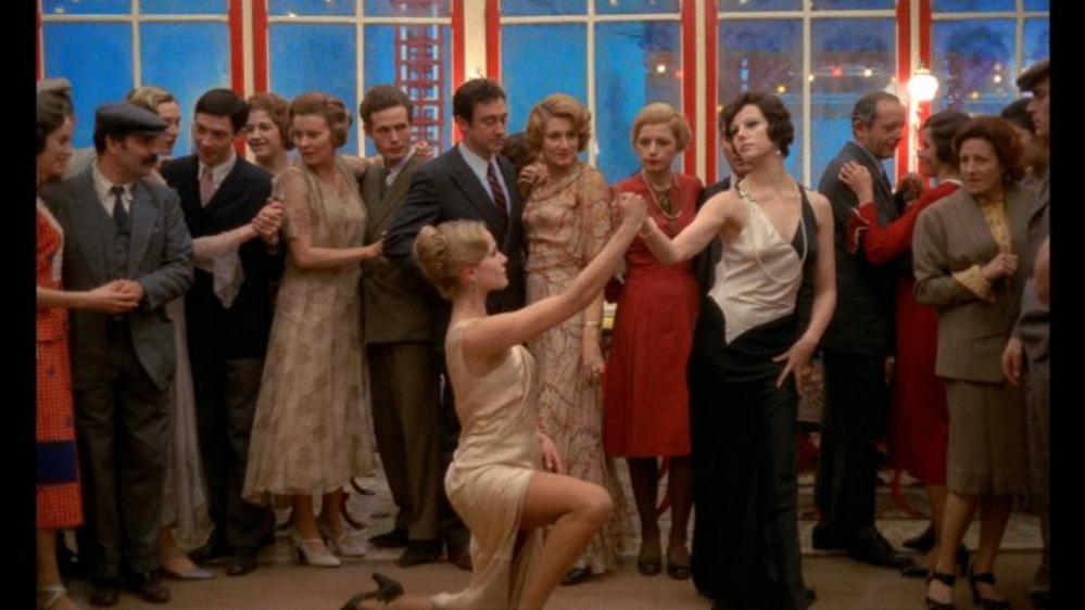 """A scene from """"The Conformist."""""""