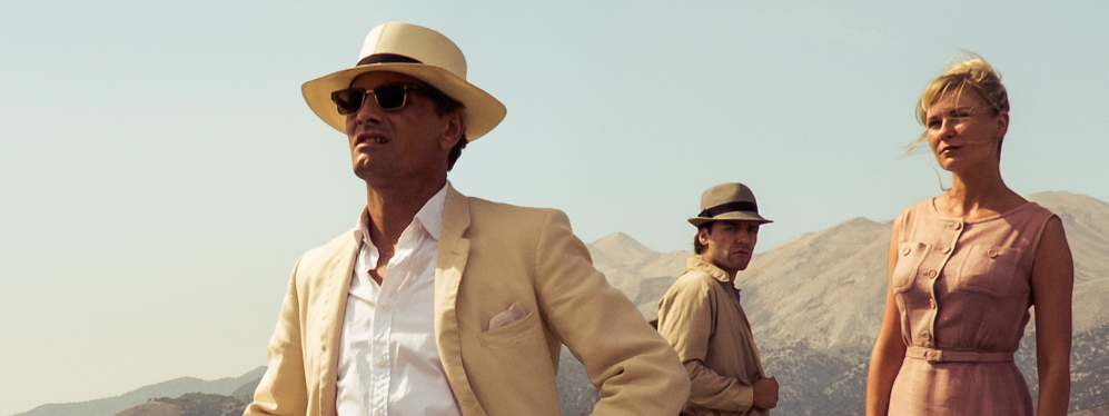 """Viggo Mortensen, left, Oscar Isaac and Kirsten Dunst in """"The Two Faces of January."""""""