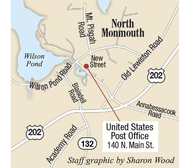 North Monmouth Post Office To Cut Back Hours