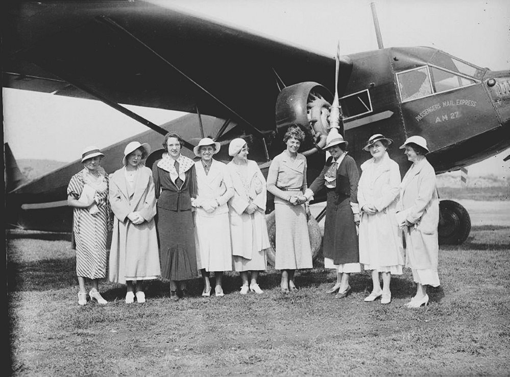 Amelia Earhart visited the Augusta airport in 1934 as part of a promotional tour. On Saturday, aviation enthusiasts will gather at Maine Instrument Flight next to the Augusta State Airport to mark the 80th anniversary of her visit to Maine.