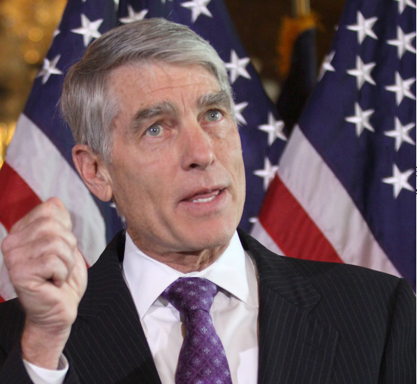 Sen. Mark Udall, D-Colo., pushed legislation that would counter last month's court ruling and reinstate free contraception for women who are on health insurance plans of objecting companies. The Associated Press