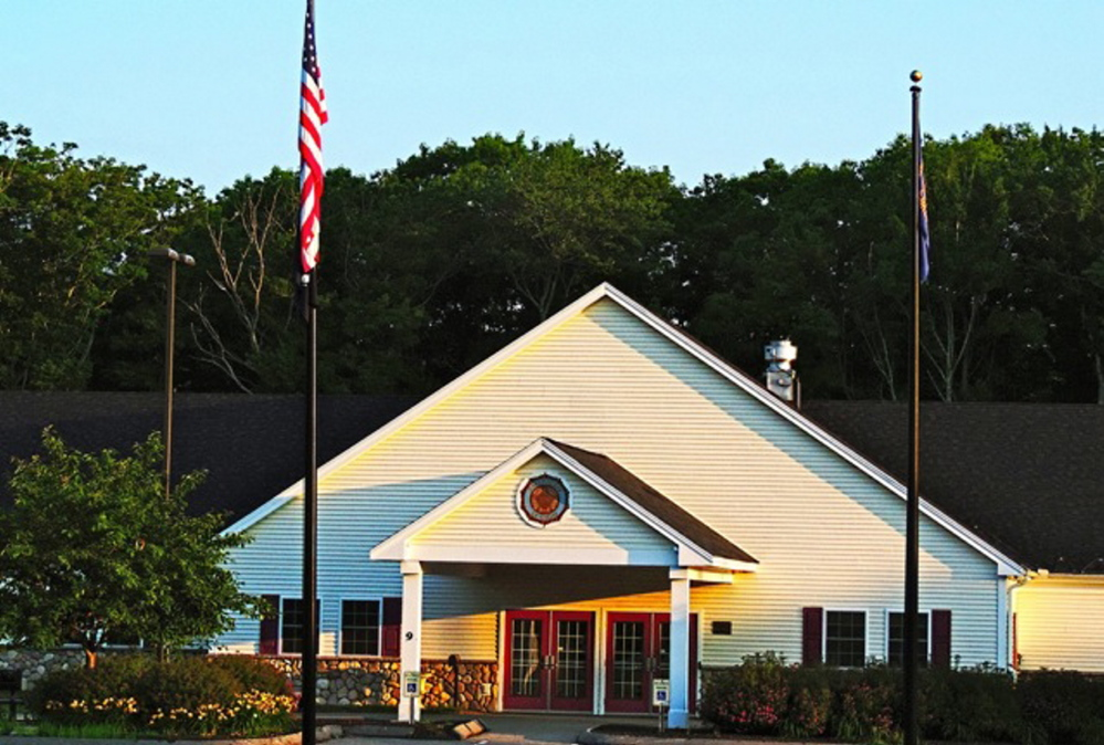The American Legion Post 56 building in York.