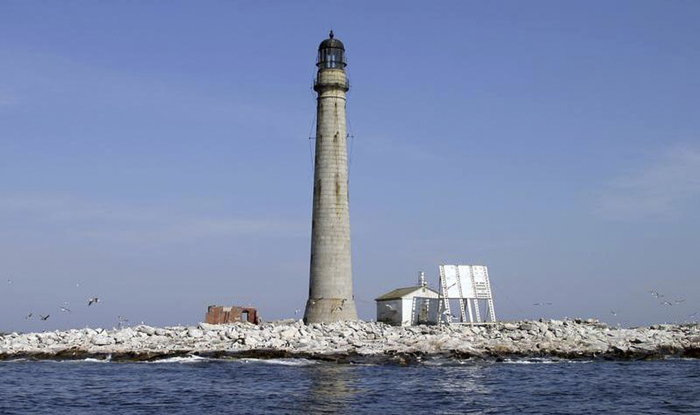 The bidding for Boon Island Light Station in the Gulf of Maine about six miles off the coast of York has ended. The winning bid was $78,000. The winner will be identified after government officials evaluate the top bid and close the deal.
