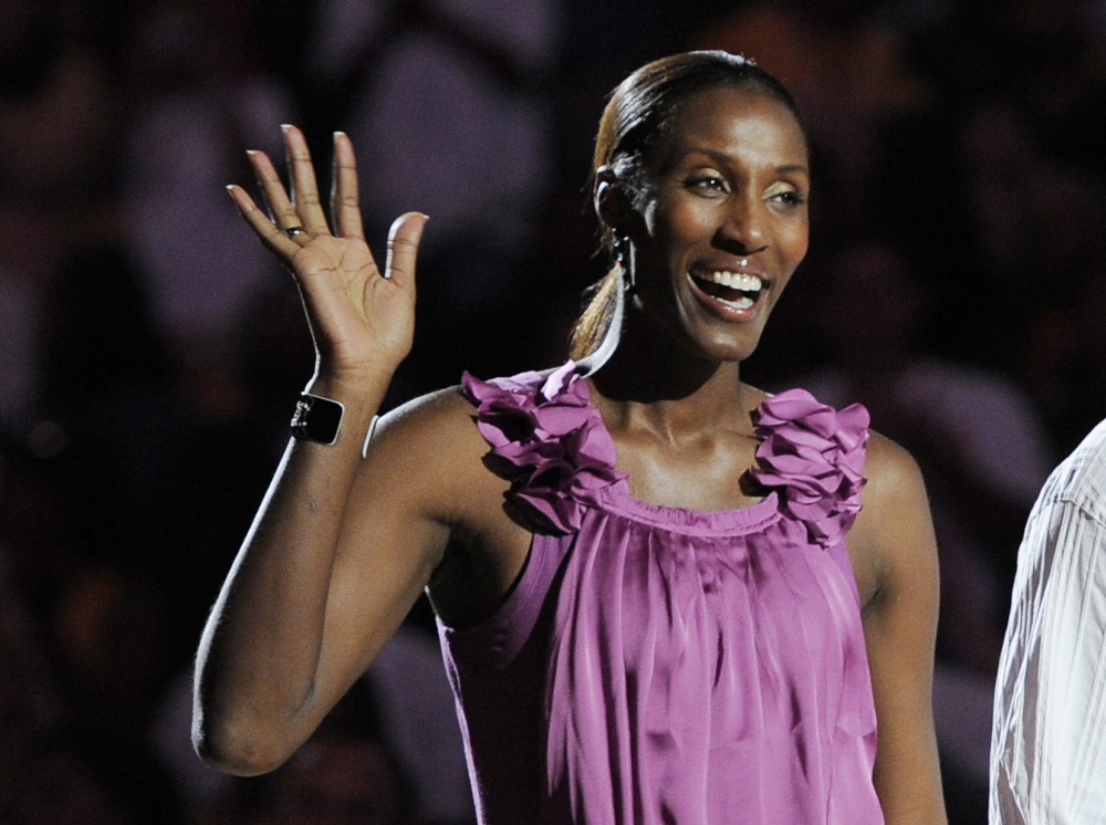 "Retired Los Angeles Sparks basketball player Lisa Leslie will be among the contributors to ""We Need to Talk,"" which premieres Sept. 30."
