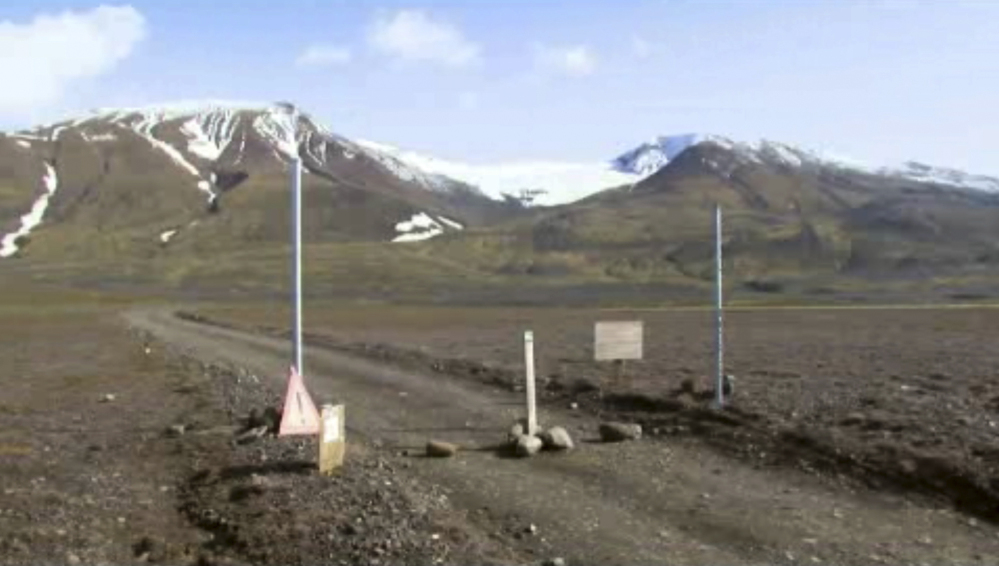 Earthquakes are rocking Iceland's Bardarbunga volcano, adding to concerns that magma movements may trigger an eruption that could hinder air traffic.