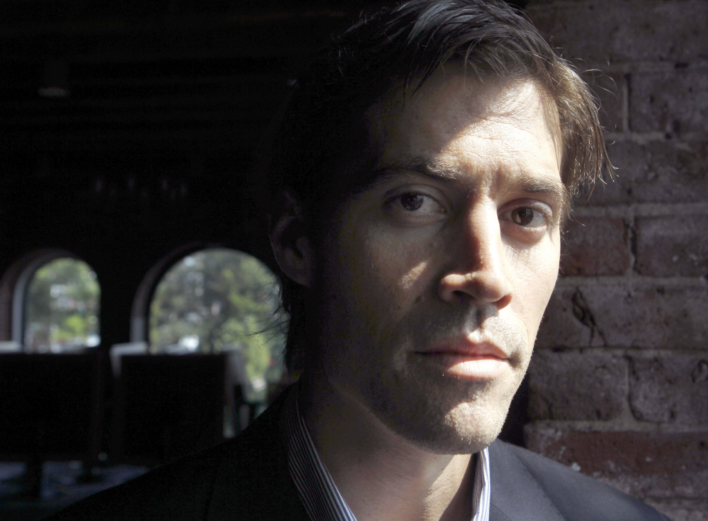 James Foley, a freelance journalist from Rochester, New Hampshire, disappeared nearly two years ago in northern Syria while on assignment for Agence France-Press and the Boston-based media company GlobalPost. 2011 Associated Press File Photo