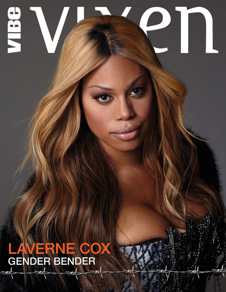 http://elixher.com/   Actress Laverne Cox, breakout star from the Netflix original series Orange Is the New Black, recently graced the cover of VIBE Vixen.