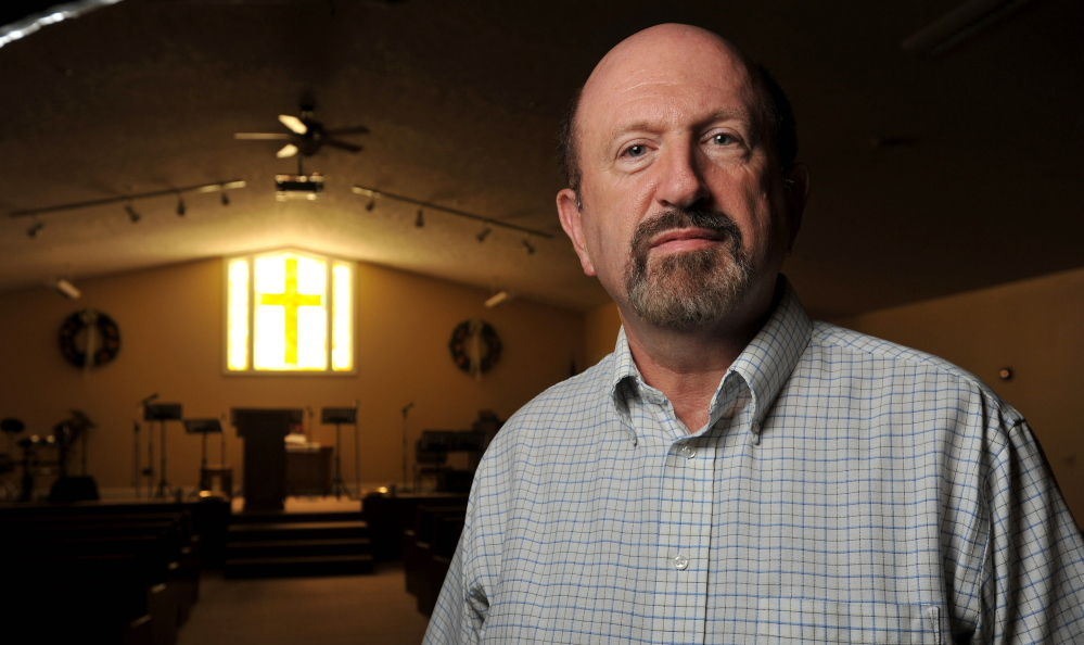 The Church of Open Bible Church in Athens celebrates its 50th anniversary this weekend. Pastor Richard Haynie has led the congregation for the past 16 years.