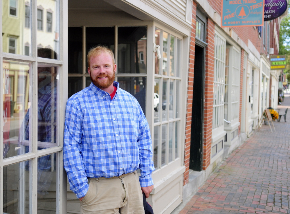 Patrick Wright, executive director of Gardiner Main Street, said entrepreneurs or existing business owners with ideas for new ventures in downtown Gardiner have the chance to win $5,000 in a business plan contest launched recently by Gardiner Main Street.