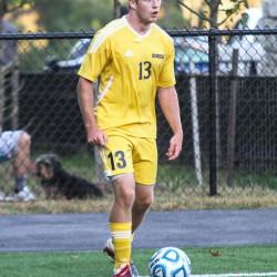Contributed photo   Former Maranacook standout Jonathan Varney is expected to play a big role with the University of Southern Maine men's soccer team this fall.