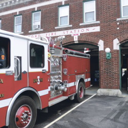 Augusta firefighters and those from several other area departments will be in Readfield Wednesday afternoon for an emergency response training exercise.