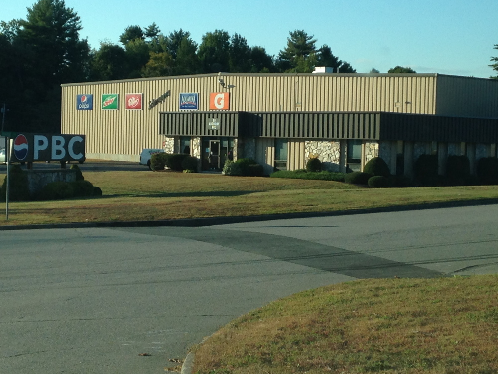 The PepsiCo warehouse at 80 Anthony Ave. in Augusta is one of two in the state the company has slated to close.