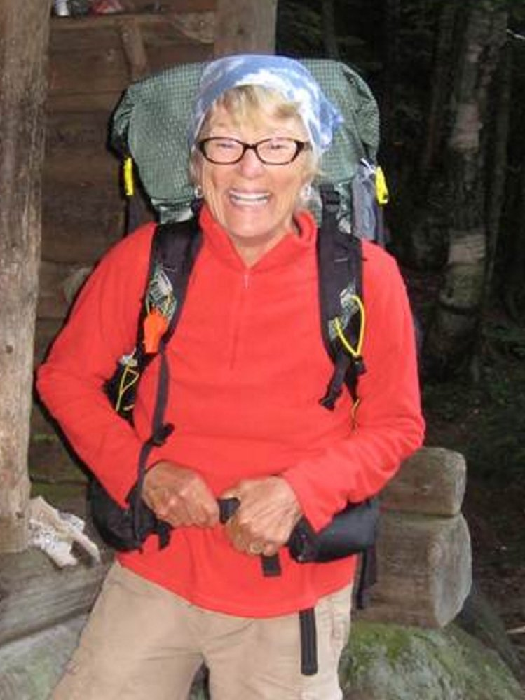 Geraldine Largay has been missing since July 2013 from the Appalachian Trail between Route 4 near Rangeley and Route 27 in Wyman Township. The reward for information about Largay was increased Wednesday to $25,000.