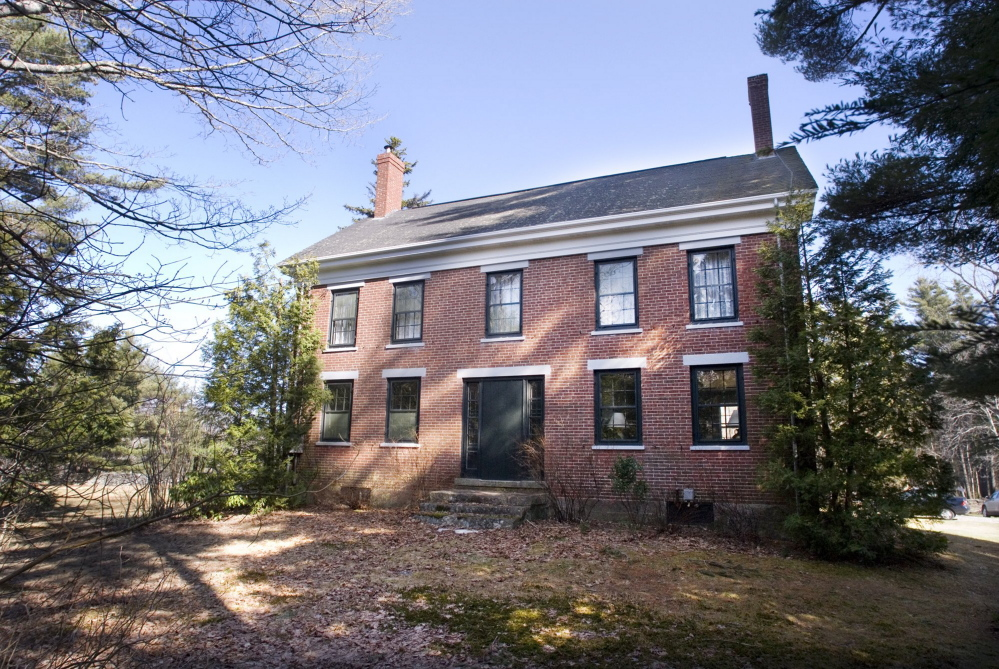 2009 Press Herald File Photo/Jack Milton The Brick House in Newcastle was the family home of Frances Perkins, who served as secretary of labor under Franklin D. Roosevelt and was the first woman appointed to the Cabinet.