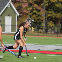 Thomas College sophomore Erica Blake has played a key role for the Terriers this season.