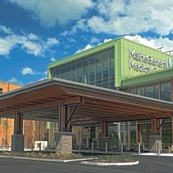The new regional hospital in north Augusta, MaineGeneral Medical Center, has been awarded a $1.46 million grant to improve community health.