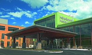 MaineGeneral Medical Center in north Augusta has identified two rooms in the almost year-old hospital as suitable for housing patients suffering from the Ebola virus until they can be moved to another hospital.
