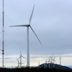 The Maine Supreme Judicial Court has cleared the way for another wind farm in Maine.