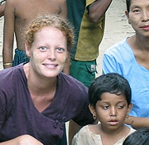 "asdfasfdj .... This undated image provided by University of Texas at Arlington shows Kaci Hickox. In a Sunday, Oct. 26, 2014 telephone interview with CNN, Hickox, the nurse quarantined at a New Jersey hospital because she had contact with Ebola patients in West Africa, said the process of keeping her isolated is ""inhumane."" (AP Photo/University of Texas at Arlington)"
