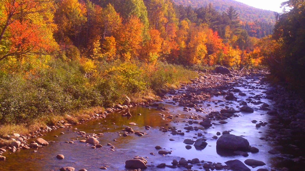 Saco River, ME - Sept. 27