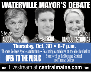 Waterville Mayor debate 2-col[3]