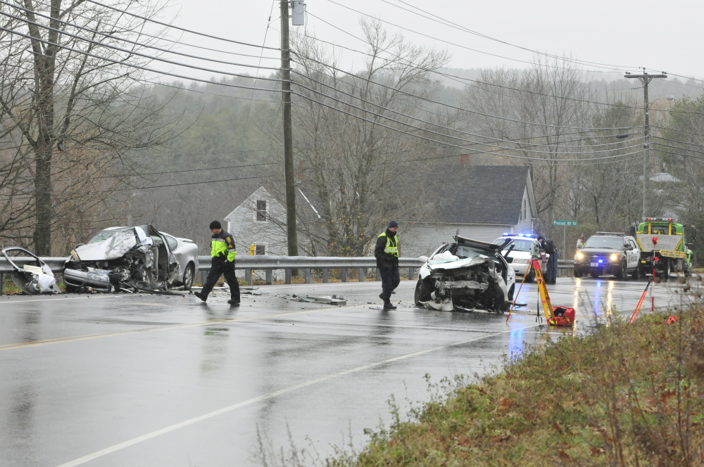 Two women injured in eastern avenue crash in augusta for O connor motors augusta maine