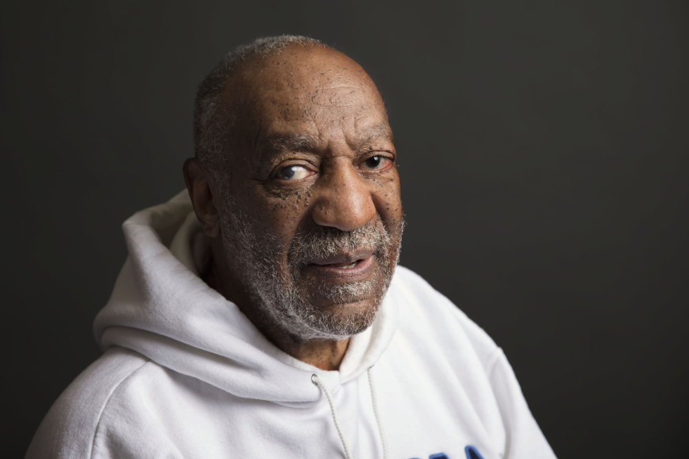 In this Nov. 18, 2013 file photo, actor-comedian Bill Cosby poses for a portrait in New York. NBC announced Wednesday that it has canceled plans for a family comedy starring Bill Cosby.