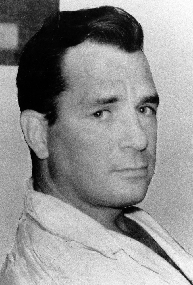 "This 1962 photo shows Beat Generation writer Jack Kerouac. Nearly 40 years after his death, and 50 years after the release of his most famous novel, ""On the Road,"" Kerouac remains an author who inspires both young and old. Kerouac was greatly influenced by what has become known as ""The Joan Anderson Letter,"" some 16,000 Benzedrine-fueled, stream-of-consciousness words written by Neal Cassady to his friend Kerouac, in 1950."