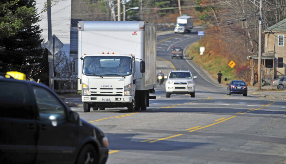 Mount Vernon Avenue will be under construction once again next year as the state Department of Transportation plans more repairs.