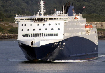 A federal court has ordered the seizure of the Nova Star, the large passenger ferry which for the last two years has operated between Portland and Yarmouth, Nova Scotia.