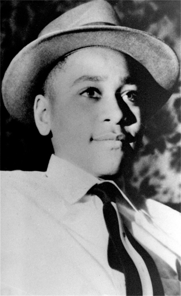 An undated photo of Emmett Louis Till, a 14-year-old Chicago boy, whose weighted down body was found in the Tallahatchie River near the Delta community of Money, Mississippi, Aug. 31, 1955. Local residents Roy Bryant, 24, and J.W. Milam, 35, were accused of kidnapping, torturing and murdering Till for allegedly whistling at Bryant's wife. The Associated Press