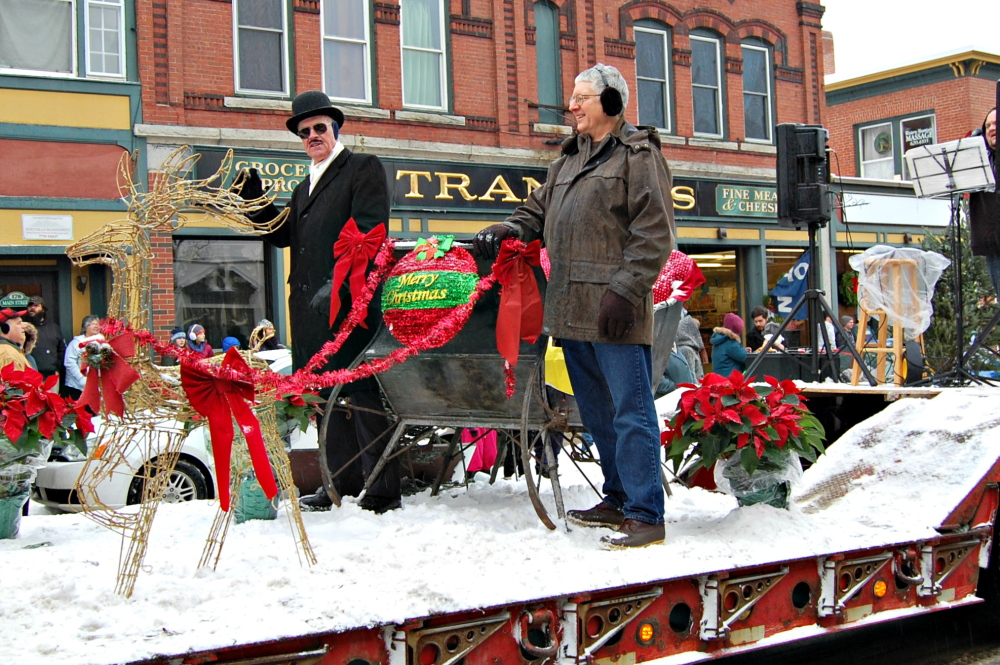 Greenwood Auto Sales >> Snow, ice can't spoil fun at Chester Greenwood Day festivities - Central Maine