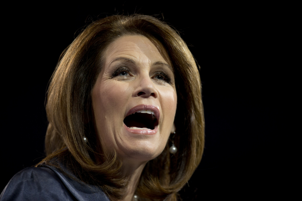 Rep. Michelle Bachmann, R- Minn., stood out from the moment she entered in Congress in 2006. The Republican is now ending a turbulent career marked by fights with the left and her own party, as well as a fast-rising and then fast-fading presidential campaign.
