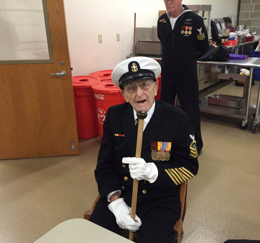 Former Chief Petty Officer Robert P. Coles Jr. was just 17 years old when he survived the attack on Pearl Harbor.