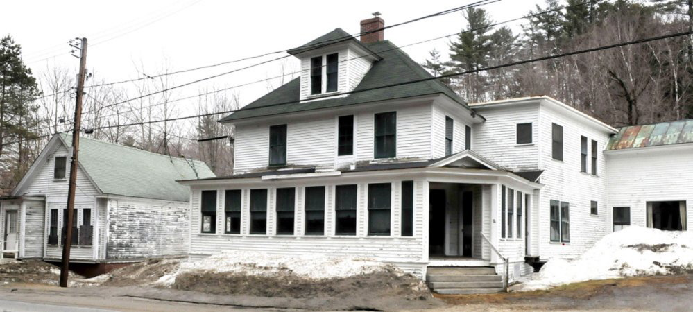 A Main Street house would be the location of the planned Western Maine Play Museum, but would have to be improved to commercial building standards to be used for a museum.